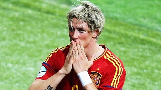 'Proud' Torres enters Spain's 100 club