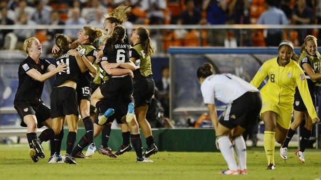 Germany denied in U-20 Women's World Cup final