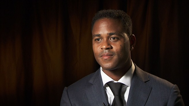 Kluivert hails 'a real football city'