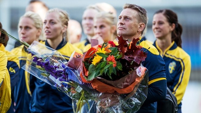 Sweden comeback crowns Dennerby farewell
