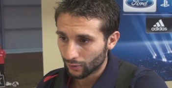 Djamel Abdoun speaks to UEFA.com