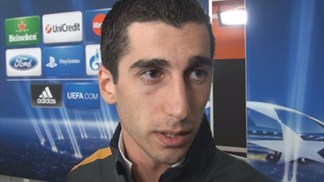 Mkhitaryan too hot to handle for Nordsjælland