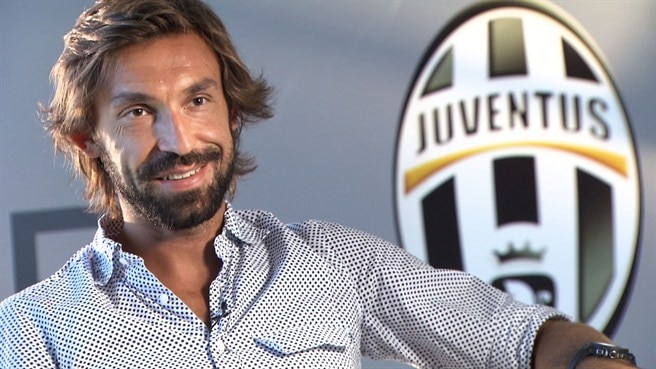 Evergreen Pirlo still hungry for silverware