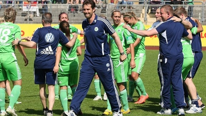 Debutants Wolfsburg thinking big