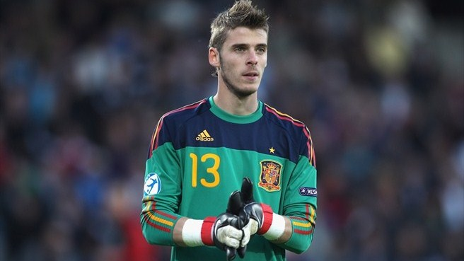 Spain's De Gea not taking Denmark lightly
