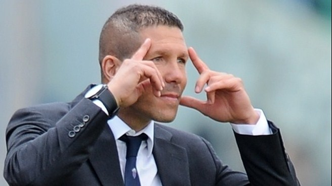Atlético flying but Simeone stays grounded