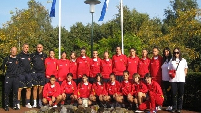 Montenegro's splendid women's football drive