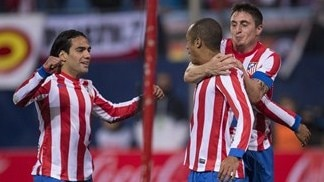 Bright start bolsters Atlético belief