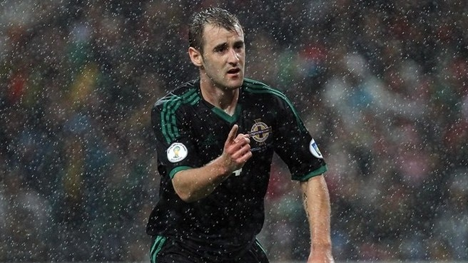 McGinn making waves for Northern Ireland