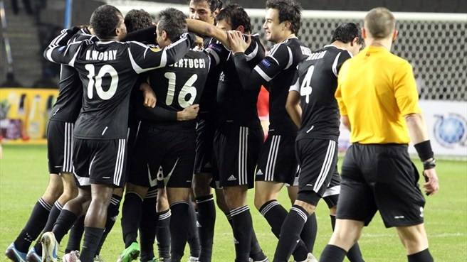 Neftçi and Partizan inseparable again