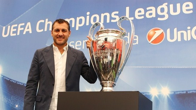 90 seconds with ... Christian Vieri