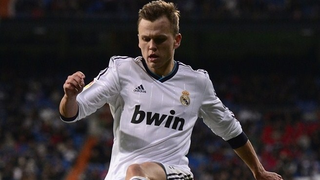 Cheryshev makes Madrid history as stock rises