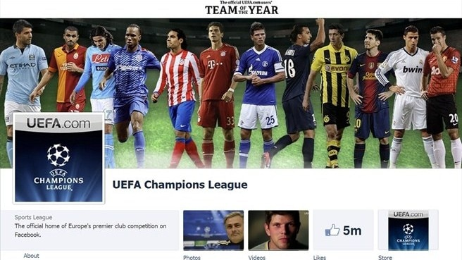UEFA's social media reach tops 10 million
