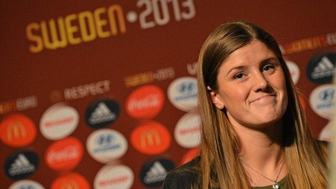 Norway's Mjelde up for Germany