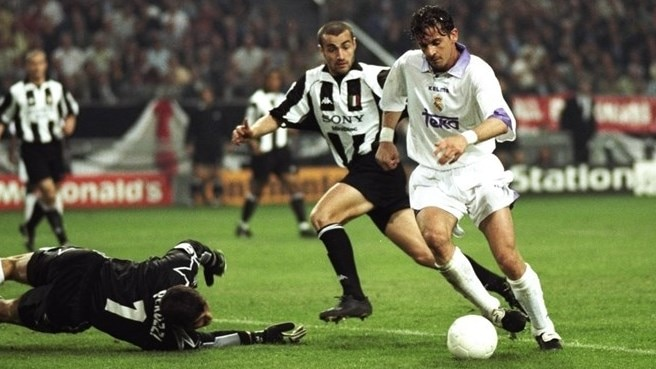 Mijatović and Madrid upset Juventus