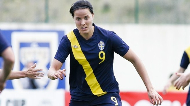 Landström in for Press at Göteborg