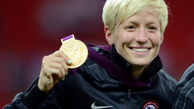 Lyon sign Rapinoe and Ohno