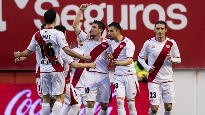 Rayo driven by Paco determination