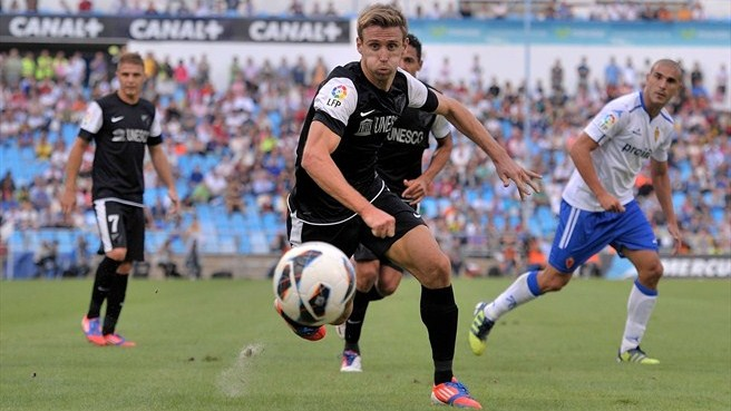 Arsenal move for Málaga's Monreal