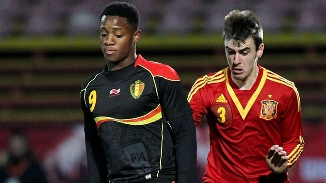 Belgium's Batshuayi does for Northern Ireland again