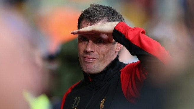Carragher announces Liverpool retirement plans