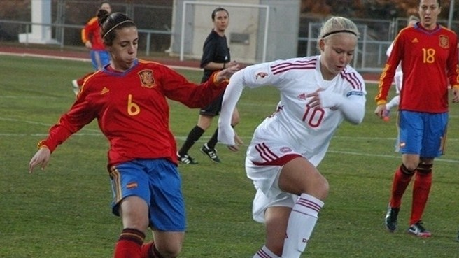 Dominant Spain denied by Denmark