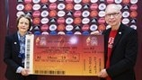 UEFA Women's EURO 2013 tickets go on sale