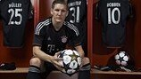 Bastian Schweinsteiger photo shoot