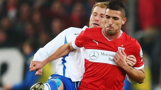 Stuttgart's Macheda out to shoot down Lazio