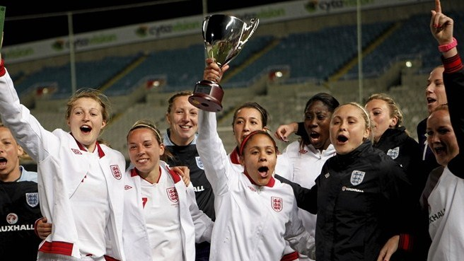 FA build on England's women's football Olympic boom