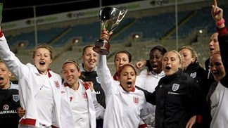 England clinch Cyprus Cup, Germany denied