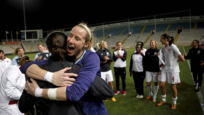 England thrill as Algarve, Cyprus teams reflect