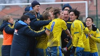 Sweden salvage draw to seal maiden U17 berth