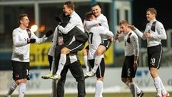 Austria triumph to clinch third