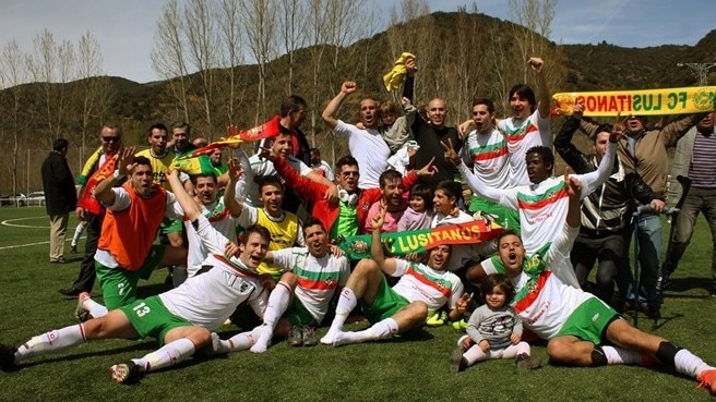 Lusitans retain Andorran league crown
