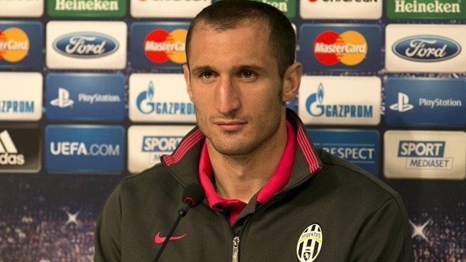 Chiellini: We will believe until the end