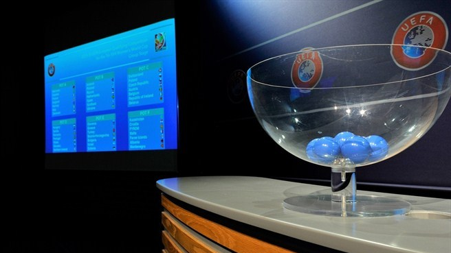 Women's World Cup qualifying draw on Tuesday