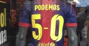 Barcelona 5:0 Bayern Munich