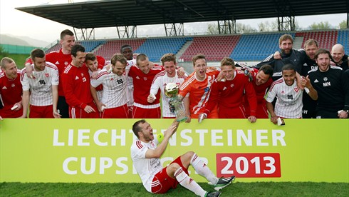 Vaduz beat Balzers on penalties to reclaim crown