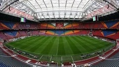 Amsterdam basks under Europa League final spotlight