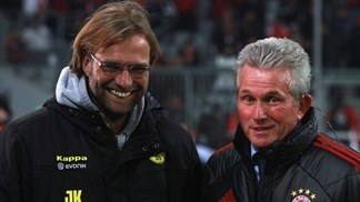 Klopp and Heynckes compared