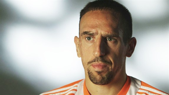 Ribéry ready to end Bayern's waiting game