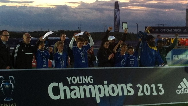 2013 Young Champions (UEFA Champions Festival)