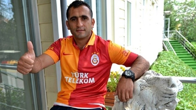 Erman leaves Sivasspor for Galatasaray