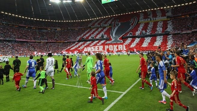 UEFA Super Cup tickets go on sale