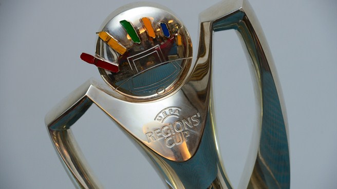 Watch the UEFA Regions' Cup live on UEFA.com