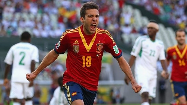 Spain set up Italy rematch with Nigeria success