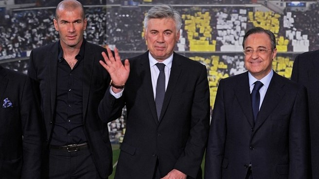 Ancelotti reveals attacking plan for Madrid