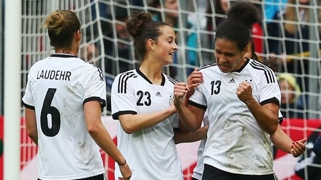 Germany score four in victory over Japan