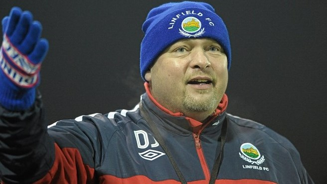 Linfield overjoyed to scratch 47-year itch